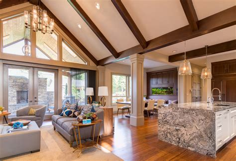 Lighting A Space With A Vaulted Ceiling