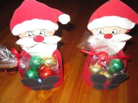 basteln weihnachten tonpapier weihnachtsbasteln nikolaus schachtel basteln bastelideen weihnachten