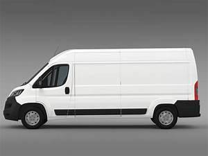 Van Peugeot : peugeot boxer van l3h2 2014 3d model buy peugeot boxer ~ Melissatoandfro.com Idées de Décoration