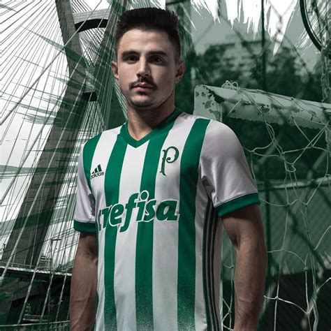 Palmeiras 17-18 Away and Third Kits Revealed - Footy Headlines