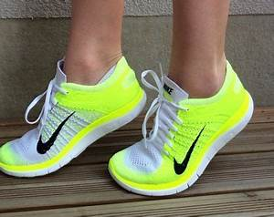 17 Best ideas about Neon Nike Shoes on Pinterest