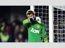 RUMOURS De Gea to shun Real Madrid and stay at Man Utd