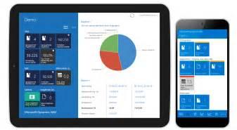 Gratis Tablet Og Smartphone App Til Microsoft Dynamics Nav
