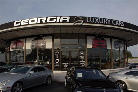 Georgia Luxury Cars Car Dealership In Marietta, Ga 30060