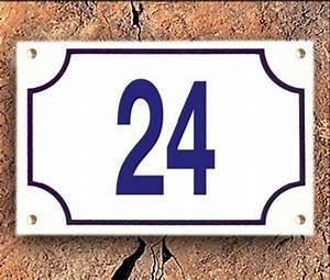 Plaque Numero De Rue : 2mfrance 1 plaque de rue incassable ~ Melissatoandfro.com Idées de Décoration