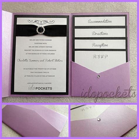 diy wedding invitation with pocket pocket fold wedding invitations diy envelopes invite