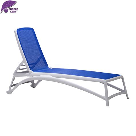 chaise plage pliante purple leaf sun lounger folding chair portable