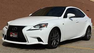 Lexus Is F Sport Executive : 2014 lexus is 250 f sport awd executive package w leather sunroof nav huge value youtube ~ Gottalentnigeria.com Avis de Voitures