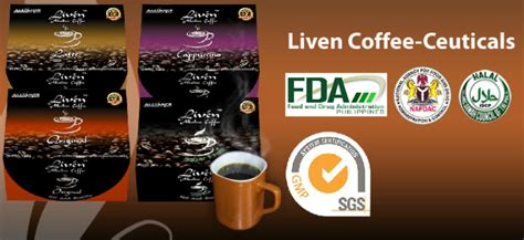 Coffea arabica is a species of coffee indigenous to ethiopia. LIVEN ALKALINE COFFEE   Alliance in Motion Global Inc.