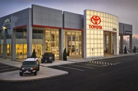 Toyota Car Dealer car dealership specials at capitol toyota in salem or