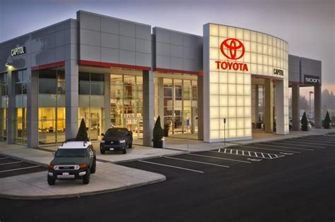 local toyota dealers capitol toyota salem or 97301 car dealership and auto