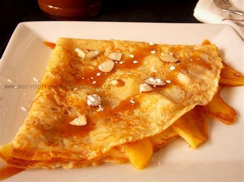 cuisine marocaine crêpes bretonnes pommes caramel beurre salé le