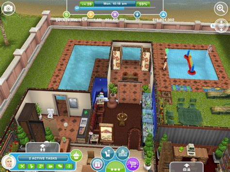 12 best images about sims freeplay home design on