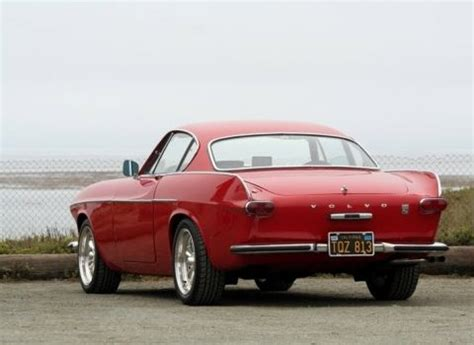 Vintage Volvos For Sale by Upgraded Black Plate 1967 Volvo 1800s Bring A Trailer