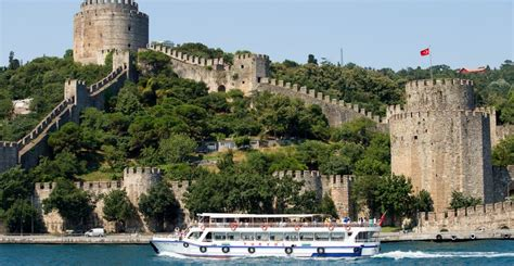 Boat Tour Istanbul by Bosphorus Boat Cruise Istanbul Half Day Tour By