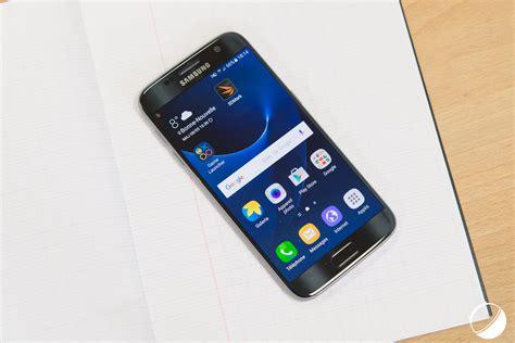 samsung with test samsung galaxy s7 notre avis complet smartphones