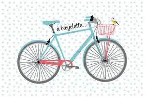 food cuisine bicyclette