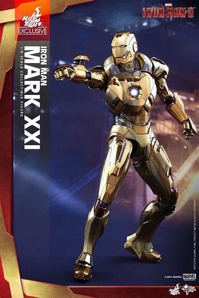 Iron Toys Midas Mark Exclusive China Gold