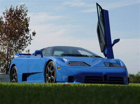 An eb110 ss with 670 horsepower participated in the 1994 edition of the 24 hours of le mans, but it slowed down after experiencing turbo problems, and ultimately dropped out of the race after skidding. 1993 Bugatti EB 110 SS Gallery 2236 | Top Speed
