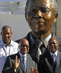 SAfrica celebrates Mandela, 20 years of democracy | Daily ...