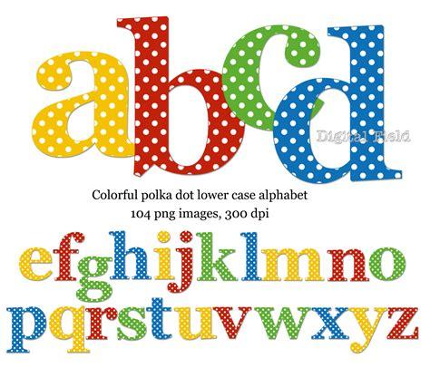 polka dot alphabet letters images polkadot letter clipart clipground 21987