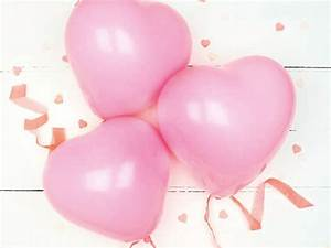 SWD Loves: Heart shaped balloons