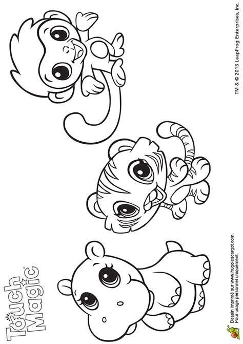 jeux de cuisine jungle coloriage leapfrog animaux de la jungle sur hugolescargot