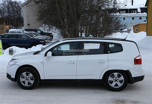 Opel Captiva by Spyshots Opel Antara Chevrolet Captiva Suv Test Mules