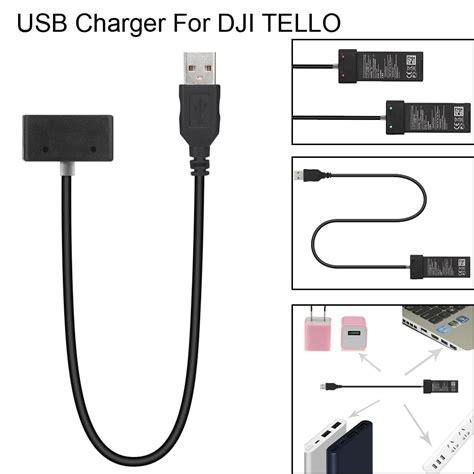 dji tello drone usb battery charger hub rc intelligent charging  dji tello drone jl