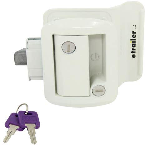 rv door locks replacement replacement rv entry door latch kit for lippert components