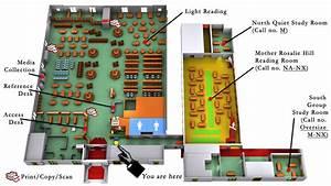 Floor Plans - Copley Library