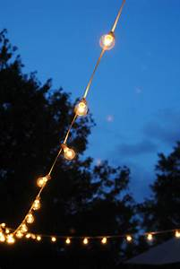 How To Hang Outdoor String Lights The Deck Diaries Part 3