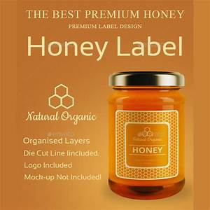 53 label design templates design trends premium psd With design your own honey jar labels