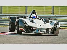 BAC Mono Review Top Gear
