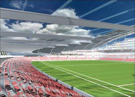 Salford City Stadium Peninsula