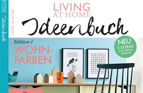 Living At Home Ideenbuch by Neu Im Handel Das Gro 223 E Living At Home Ideenbuch