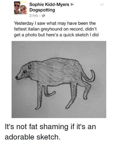 foto de 25+ Best Memes About Fat Shaming Fat Shaming Memes