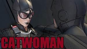 Batman - The Telltale Series - Catwoman Fight Scene - YouTube