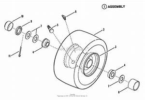 Snapper 28085s 28 U0026quot  8 Hp Rear Engine Rider Series 5 Parts Diagram For Wheels