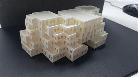 3d Druck Gebäude by 3d Druck Architekturmodelle Phase 10 Architekten