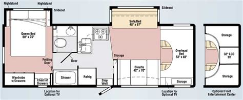 itasca class c rv floor plans class b rv floor plans pictures to pin on page 7