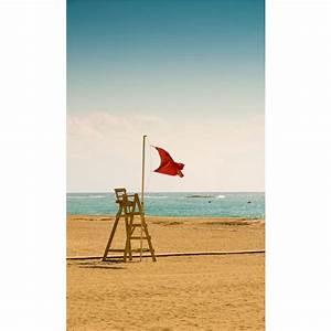 K L Wall Art : fototapete rote fahne urlaub f r die wand von k l wall art wall ~ Buech-reservation.com Haus und Dekorationen