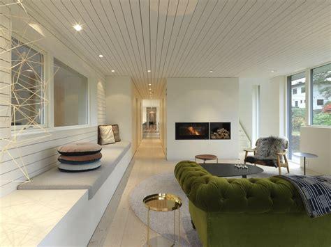 modern villa bergen norway