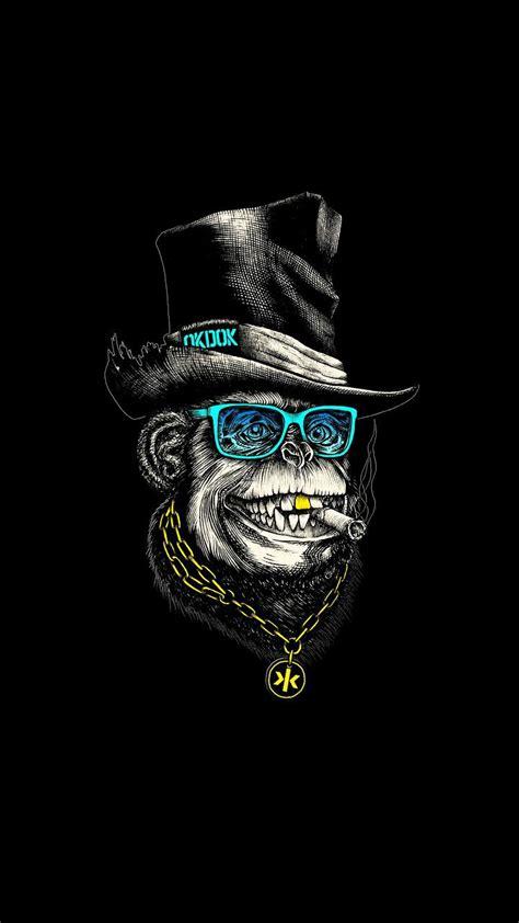 dope monkey hip hop iphone wallpaper iphone wallpapers