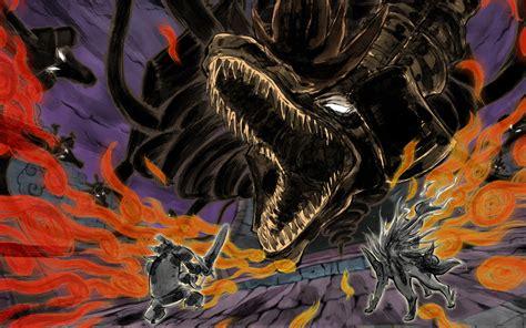 amaterasu okami suzano dragon fire naruto shippuuden