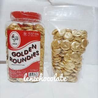 coklat coin delfi ceres roundies chocomilk shopee