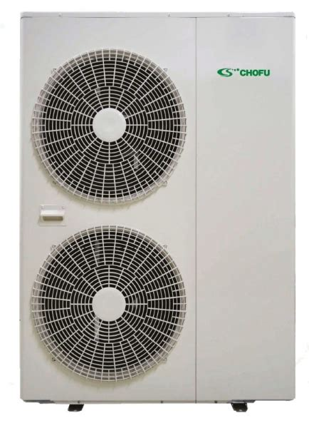 Luft Wasser Waermepumpen Mit Inverter Technik by Chofu Luft Wasser Inverter W 228 Rmepumpe Chofu