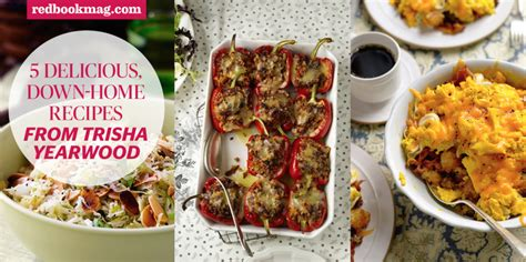 Trisha yearwood's family recipes includes the new york times bestselling titles georgia cooking in an oklahoma kitchen and home cooking with trisha breonna loved christmas, tamika palmer said. Good Food from Trisha Yearwood | Healthy snacks recipes ...