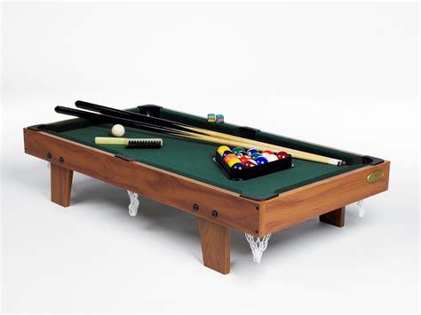 3' Mini Pool Table Table Top Pool Table Childrens Pool