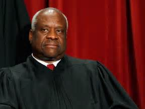 Image result for justice thomas